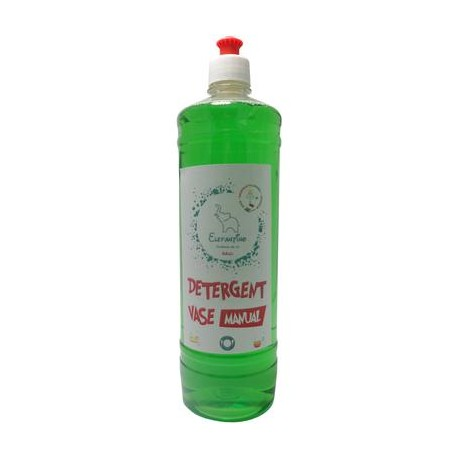 Detergent de vase ecologic