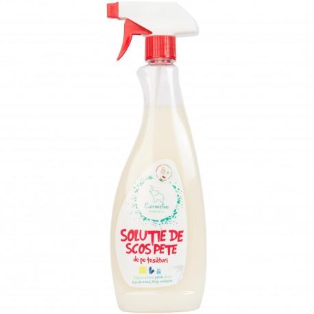 Detergent lichid de scos petele de pe tesaturi