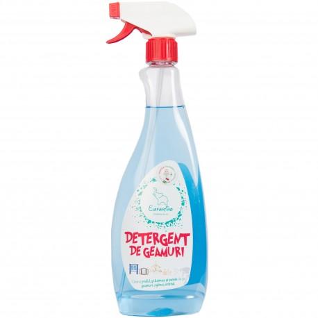 Detergent lichid pentru sticla si cristal