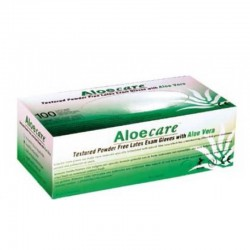Manusi powder free aloe  XS