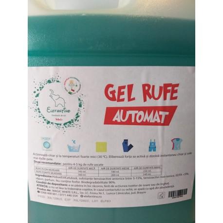 Detergent GEL RUFE AUTOMAT 5 L