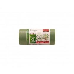 Saci verzi pentru colectare selectiva, 35 L